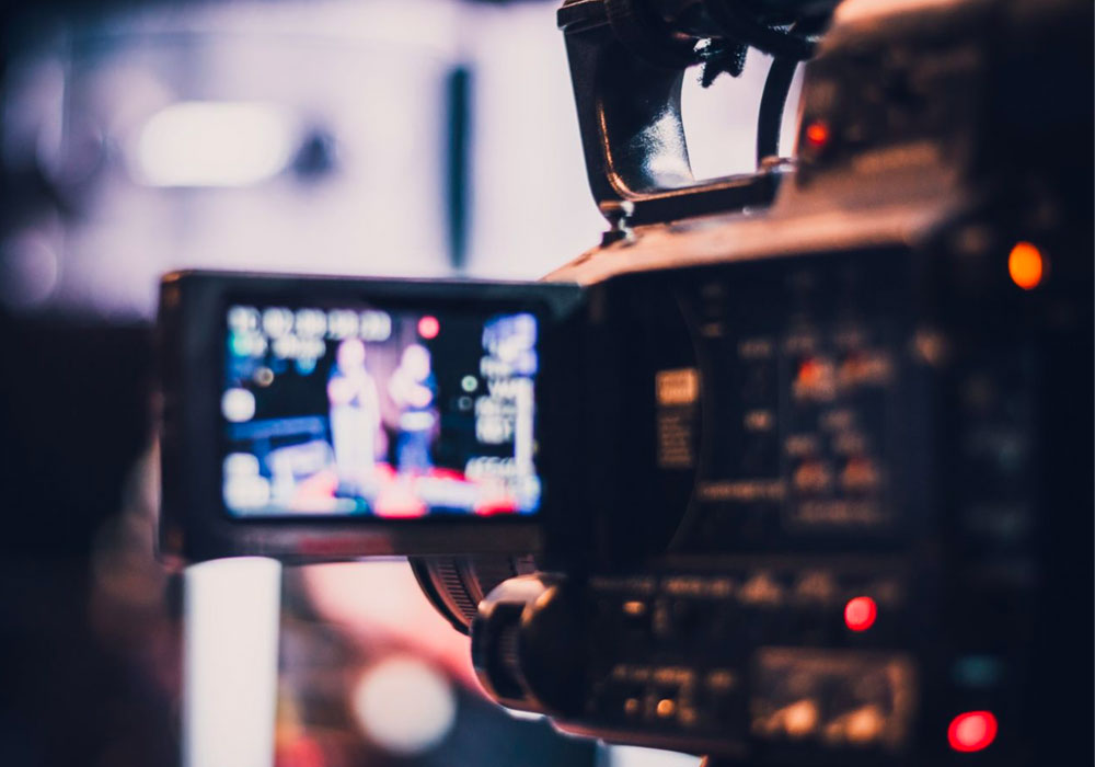 First Time Being Filmed on Camera – Top Tips