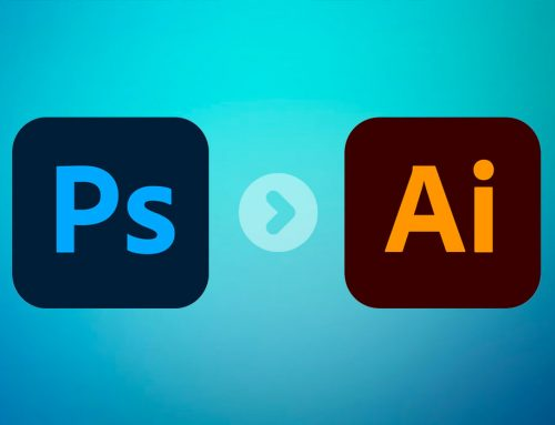 How to Convert Photoshop (.psd) to Illustrator (.ai .svg .eps)