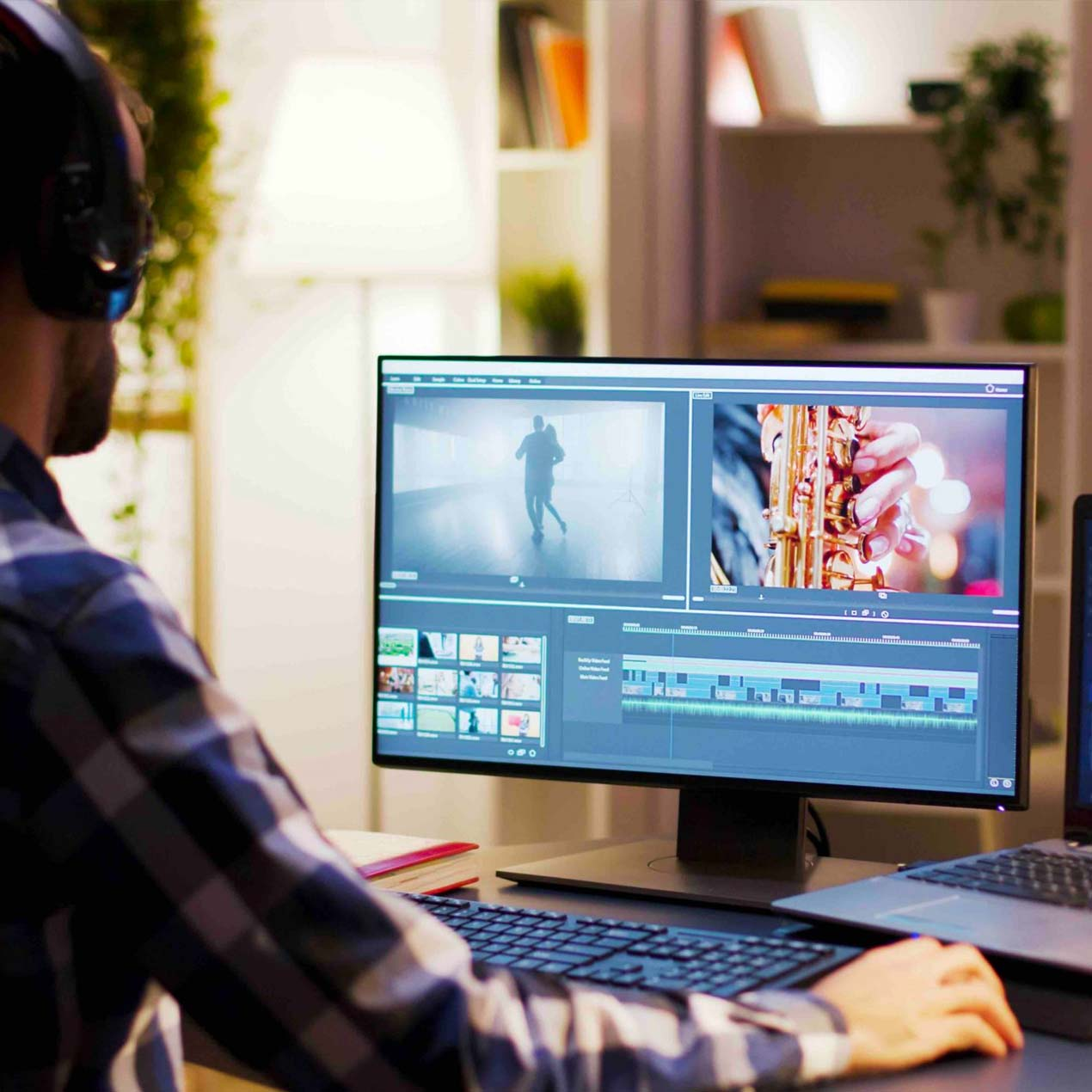 Video Editing in Newark