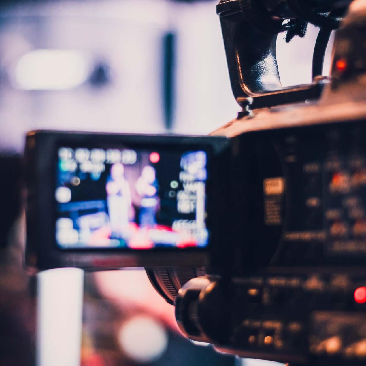 Filming Service in Newark